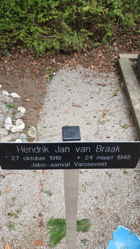 Hendrik Jan van Braak